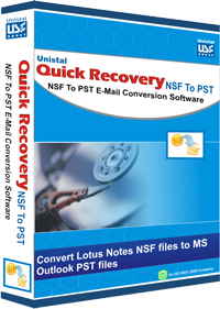 Convert NSF to PST, NSF to PST Conversion Software