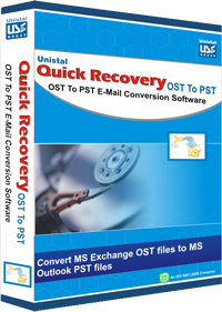 Quick Recovery for MS Outlook