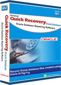 Oracle Database Recovery Software