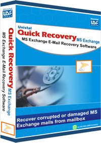 EDB Repair Software, MS Exchange Recovery Tool