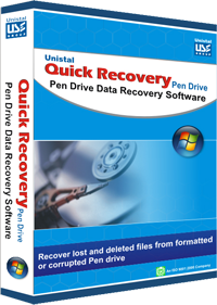 Pen Drive or USB Data Recovery Software