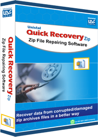 Repair Zip File, Zip Data Repair