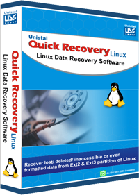 Linux Data Recovery Software