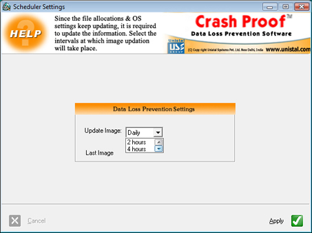 Avert permanent data loss with Crash Proof