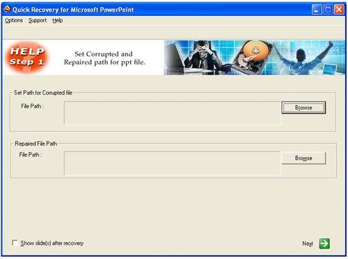 Best Power Point recovery software