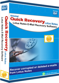Lotus Notes Email Recovery Software