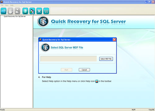 How to Recover SQL Database